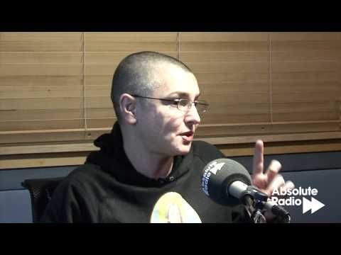 Sinead O'Connor interview on Absolute Radio