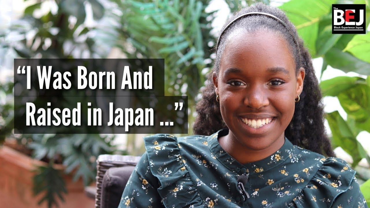 """I'm Culturally Japanese ..."" (Black in Japan) 