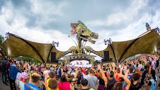 Tomorrowland Belgium 2017 | Point Point