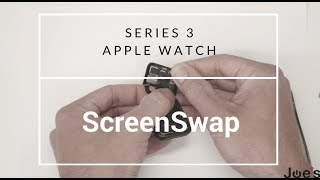 How to Replace Series 3 GPS LTE Apple Watch Screen Display