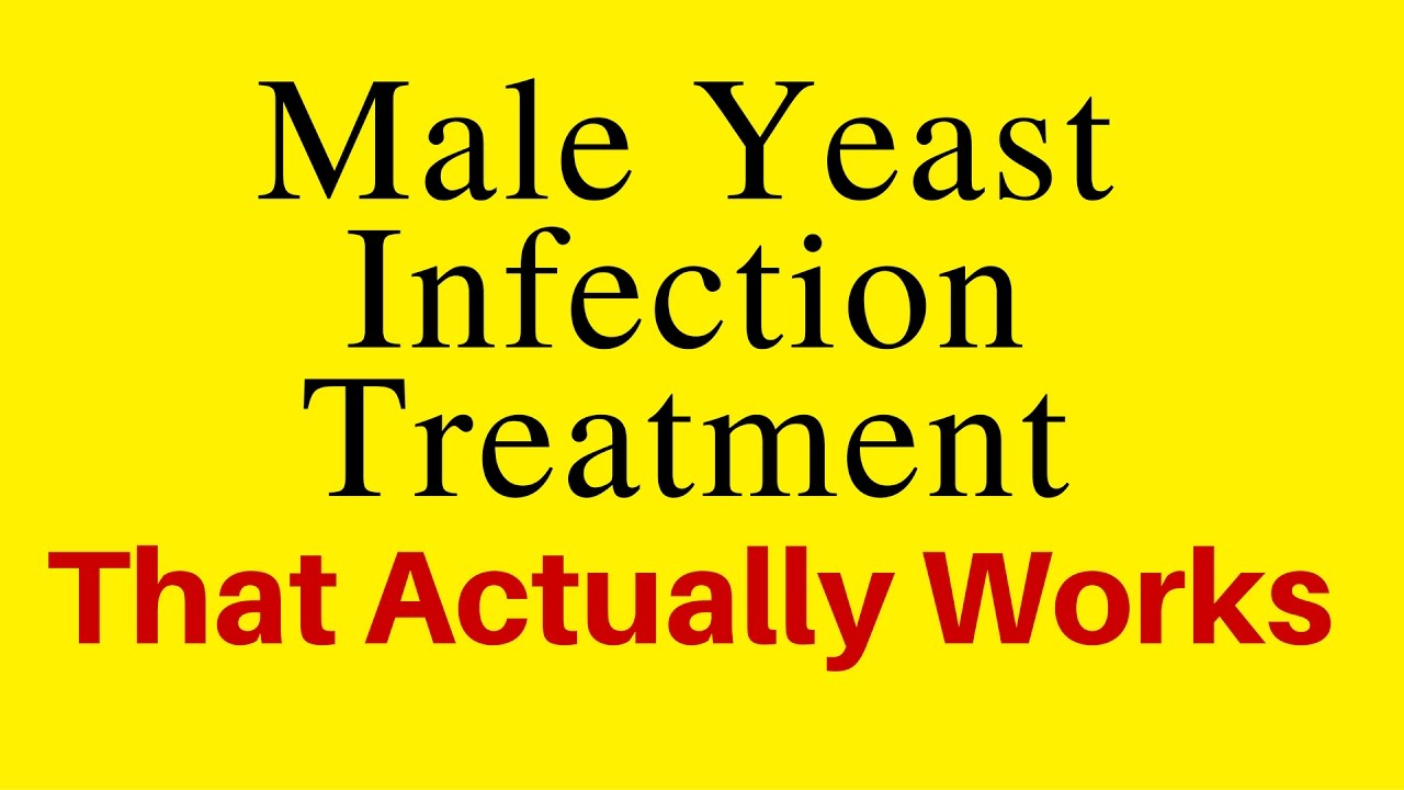 Yeast Infection Men Genital How To Cure Yea...