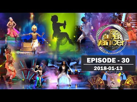 Hiru Super Dancer | Episode 30 | 2018-01-13