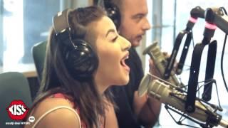 Nicoleta Nuca feat. Andrei - Gura Ta (Karaoke live @ KissFM)
