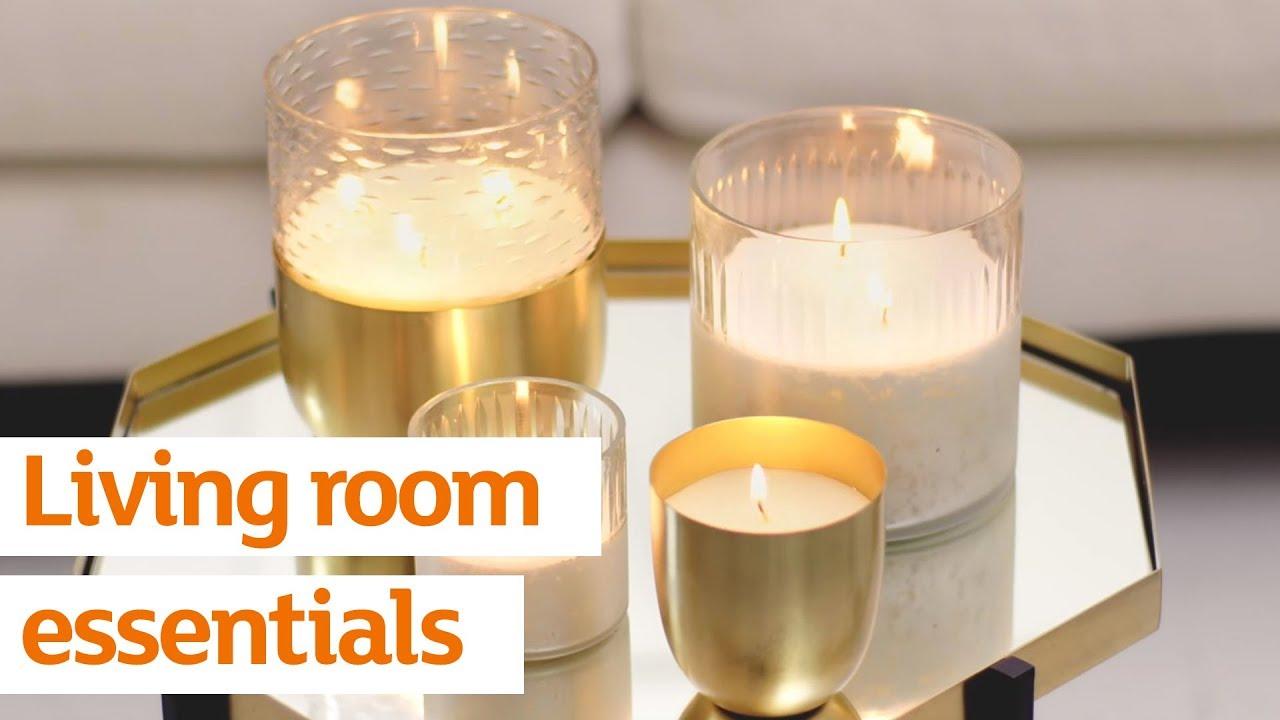Erica Davies Living Room Essentials  Sainsburys Home  Sainsburys  YouTube