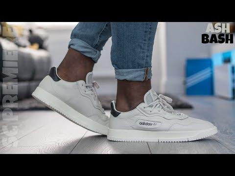 Review + On Foot | Adidas SC Premiere 'Super Court' | Ash Bash