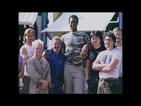 Kevin Peter Hall - Behind The Scenes Of Predator (1987)