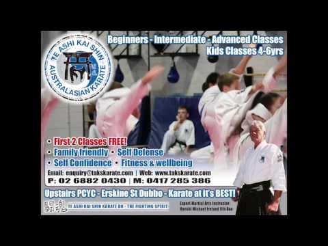 Te Ashi Kai Shin Karate Dubbo