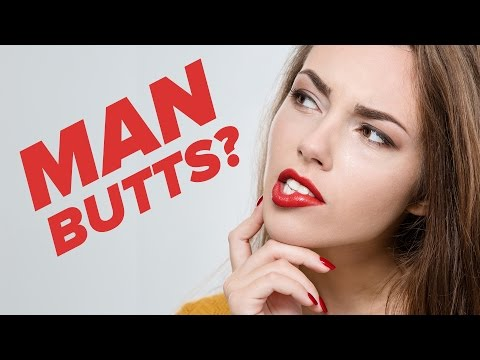 Thumbnail: Do Girls Care About Guys' Asses?
