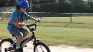 How to Buy Your Kid's First Bike - Video(http://www.DadLabs.com - Teaching your kids to ride a bike is one of the classic moments in fatherhood. In this episode of The Lab, the dads of DadLabs talk ..., 2007-12-03T00:45:57.000Z)