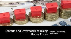 Benefits and Drawbacks of Rising House Prices