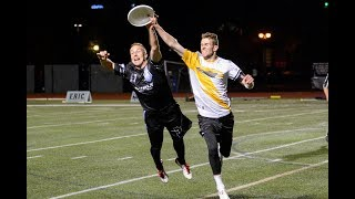 Game Highlights: Pittsburgh Thunderbirds at Minnesota Wind Chill — 2017 AUDL Playoffs