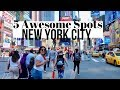 Living in new york city 5 must do things 2018 tour guide mp3