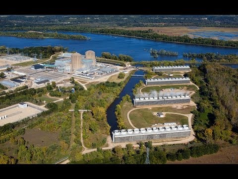 Nuclear Waste On the Mississippi River: Prairie Island Station in Minnesota