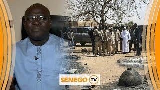 "Bakary Samb ""relation entre Peuls et Dogons au Mali"""""
