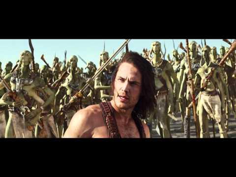 John Carter - offizieller Kinotrailer deutsch HD