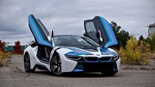 why did i get my bmw i8