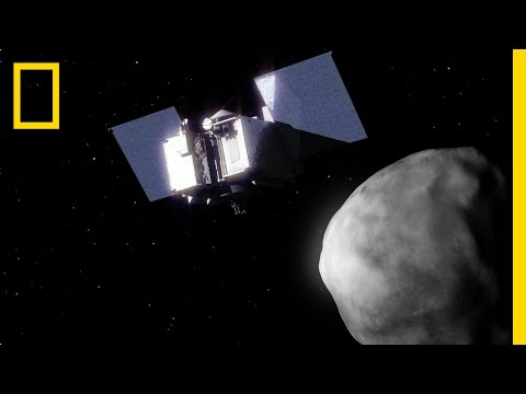 NASA to Make Contact With Asteroid That Could Threaten Earth | National Geographic