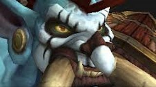 WoW MOP: Patch 5.3 Rebellion = (Spoilers)