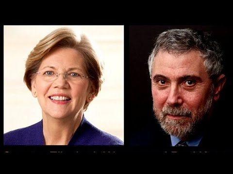 CUNY TV Special: Senator Elizabeth Warren and Paul Krugman in Conversation