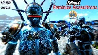 Fallout 4 Убийственная Красота