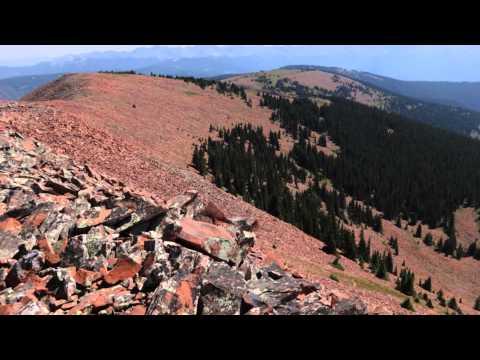 Mount Thomas, Eagle Colorado 8/18/2015