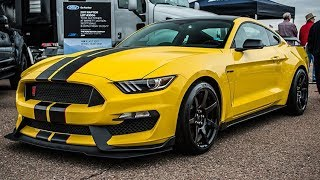 2018 All-New Shelby Super Snake First Look Review