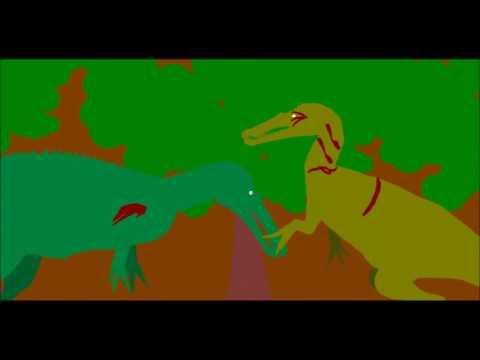 Suchomimus Vs Baryonyx