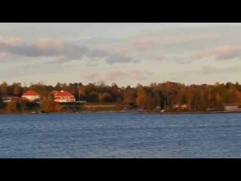 Stockholm - Tours - Gåshaga, Lidingö Autumn Tour 2015 10 25