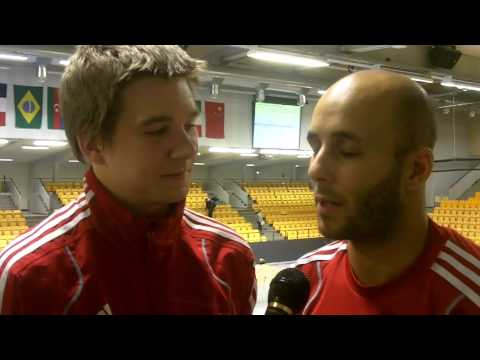 WC2013: Interview Peter Jensen/ Christian Andersen about the qualification