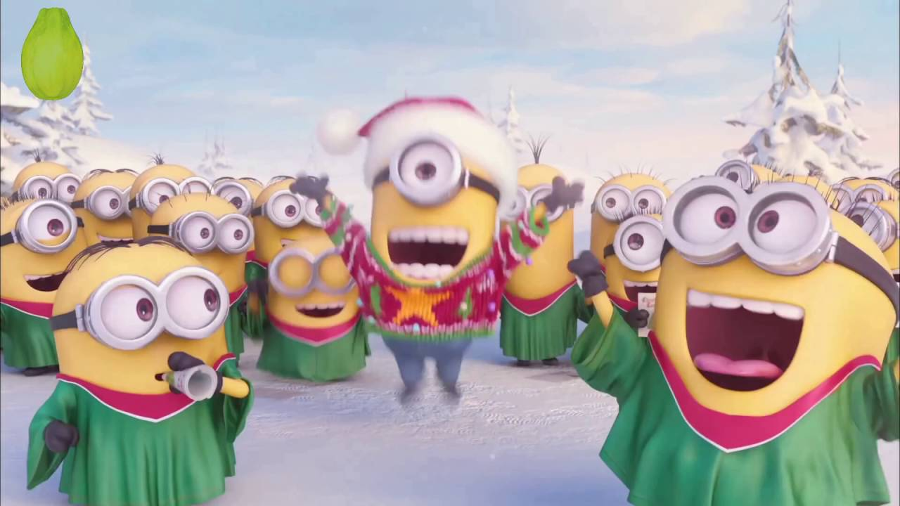 Sing Trailer Minions Song Movie - Jingle Bells - Merry Christmas ...