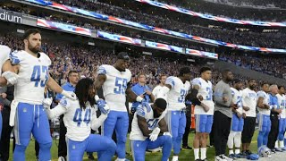 Players and owners react to NFL's new national anthem policy