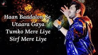 Jab Tak Lyrics - Armaan Malik