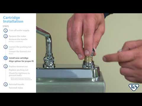 How To Replace Your T&S Faucet Cartridge