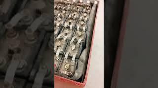 Ремонт тягових акумуляторів