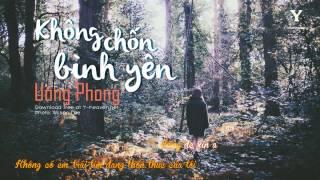 [Vietsub] 无处安放 | Không chốn bình yên - Uông Phong (y-heaven.net)