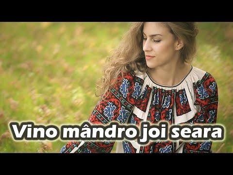 Ionica Morosanu - Vino mandro joi seara   Videoclip Oficial