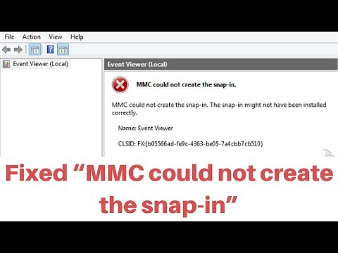 "🔨🔨How To Fix ""MMC Could Not Create The Snap-in"" Error Message While Starting Gpedit.msc"