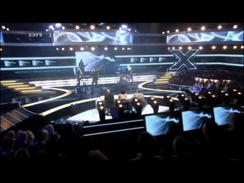 [HD] Thomas Ring - Break the silence (Live @ X-Factor DK 2011)