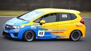 スプーン フィット3 RS / Spoon Sports Fit3 RS GK5 Jazz ホンダフィット3レースカー