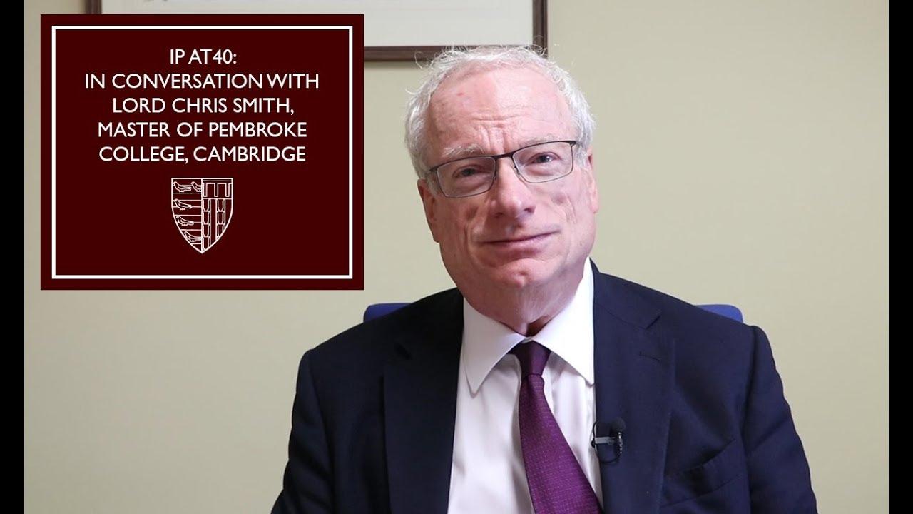 Chris Smith, Baron Smith of Finsbury