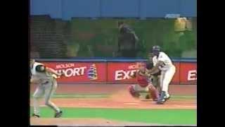 Expos-Reds 2002 Dernière présence de Vladimir Guerrero