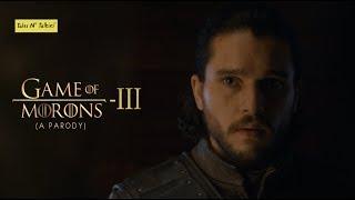 Game of Morons 3 – Bihari PARODY on Game of Thrones - Tales N' Talkies