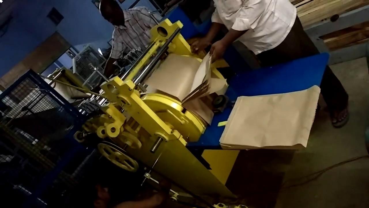 Paper Bag Making Machine By Kk Graphics, Chennai