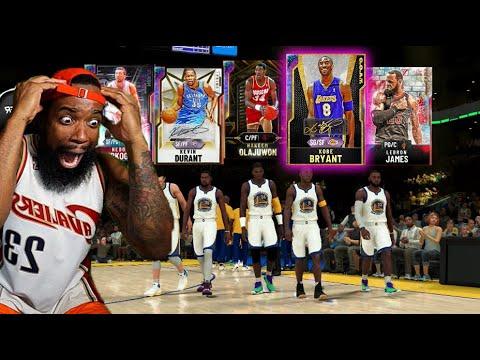 MY OPPONENT GOT 99 MAXED KOBE BRYANT G.O.A.T! NBA 2K20 GAMEPLAY