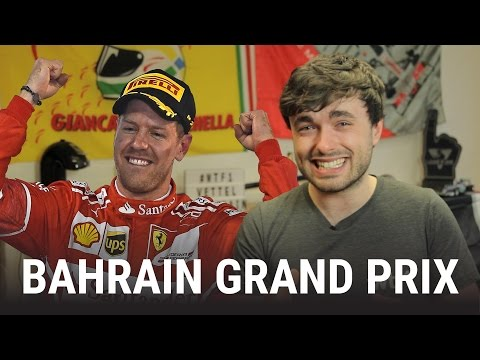 2017 F1 Bahrain Grand Prix Reaction