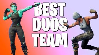 Best Console Duos Team: Fortnite Battle Royale Gameplay
