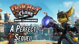 Ratchet & Clank 2 : A Perfect Sequel (Review/Analysis/Retrospective?)