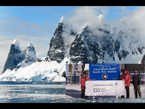 Strange Goings On in Antarctica -  Did they find some sort of lost ancient high technology there?