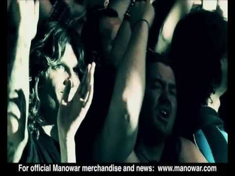 Manowar - Die For Metal (Music Video HQ)