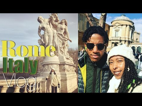 VLOG: ROME, Italy | Birthday Trip from My Boyfriend